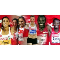 Atletizm Milli Takımı Ana Sponsoru Turkcell'den Ta
