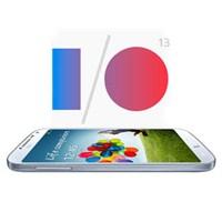 Google'ın Dev Etkinliğinde Galaxy S4 Sürprizi!