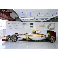 Ebay'da Satılık Formula 1 Aracı !!