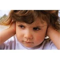 Çocuklarda Duygusal Problemler