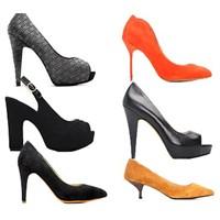 Mango–2011 Yeni Sezon Ayakkabı Modelleri
