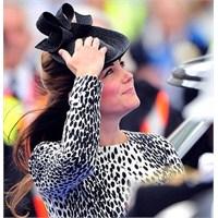 Kate Middleton: Hobbs Dalmaçya Desen Manto
