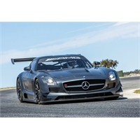 Mercedes Benz Sls Amg Gt3 45. Yıl Edisyonu