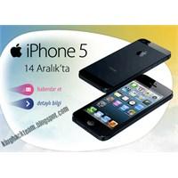 İphone 5' İn Sözleşmeli Fiyatları!