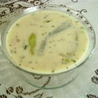Kırşehir Usulü Yoğurt (köme) Çorbası