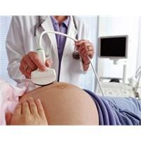 Anne Karnında Bebeği Görme; Ultrason