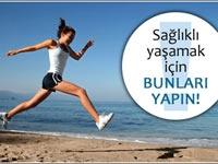 Mehmet Öz'den Sağlıklı Yaşamak İçin
