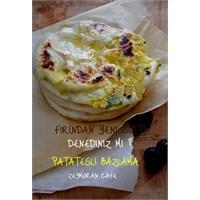 Patatesli Bazlama Ekmek(Paratha)
