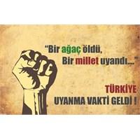 Gezi Parkı Halk'ın Özgürlük Simgesi