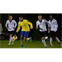 Teker Teker: Fulham 0-1 Arsenal