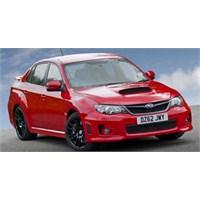Subaru İmpreza Wrx Sti İngiltere Pazarına Hazır