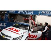 Wtcc: Shanghai'de Kazananlar Chilton & Monteiro