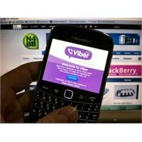 Viber Wp 8 Ve Blackberry 10 İçin Geliyor