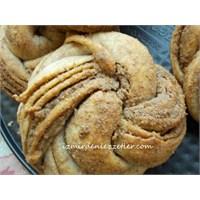 Haşhaşlı Çelenk Ekmek