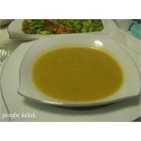 Süzme Mercimek Çorbası Tarifim