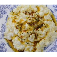 Patatesli Mantı