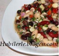 Meksika Fasülyesi Salatas
