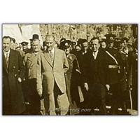 Atatürk'ün Antalya'ya Gelişi | 6 Mart 1930