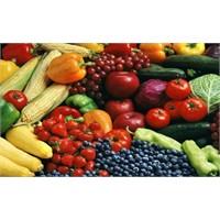 Besin Deposu Meyve Ve Sebzeleri Zevkle Tüketmenin