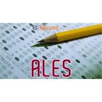 Ales'e Nasıl Hazırlanmalı Ve Çalışılmalı?