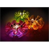 Qis Design'dan Flamenca Masa Lambası