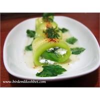 Aperatif Kabak Salatası