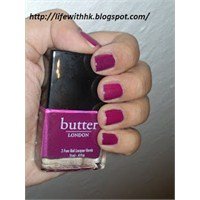 Butter London Oje (Queen Vic)