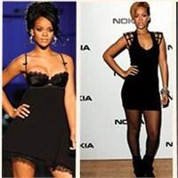 Ünlüler Ve Siyah Elbiseleri