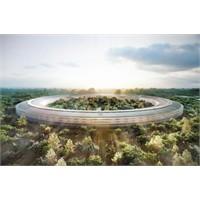 İşte Apple'ın Yeni Kampüsünden Görüntüler