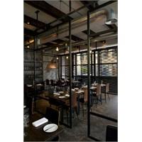 Brinkworth'dan Londra'da Dabbous Restaurant