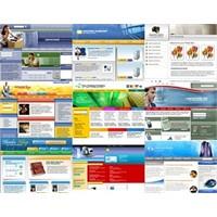 20+ Bedava Hazır Web Tasarımı Siteleri