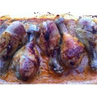 Fırında Sütlü Tavuk