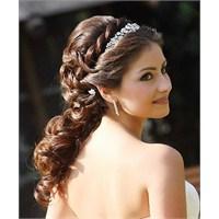 Nişan Saçı Modelleri 2013