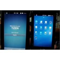 Samsung'un Tizen 2.0 İşletim Sistemli Telefonu