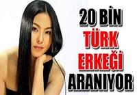 Moğolistan 20 Bin Türk Erkeği İstedi