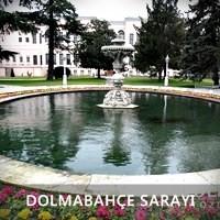En Yaslı Mekanımız Dolmabahçe Sarayı'ndaydım!