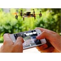 Akıllı Telefonla Kontrol Edilebilen Helikopter Pro