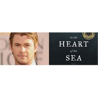 "Chris Hemsworth, ""İn The Heart Of The Sea""de"