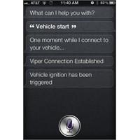 Siri Arabamı Çalıştırır Mısın?