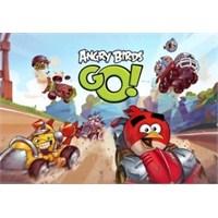 Angry Birds Go! İsimli Yeni Oyun