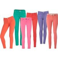 Skinny Jean'leri Kombinlemenin İpuçları