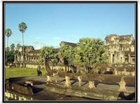Kamboçya'nın Dünya Harikası Tarihi Yerleri