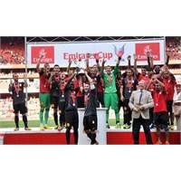 Emirates Cup Da Müzemizde...