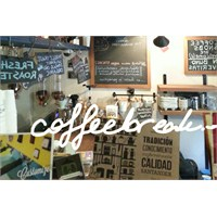 Kronotrop'ta Kahve Molası