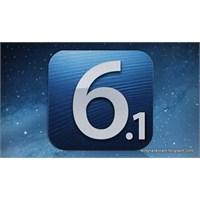 Apple İos 6.1 Beta Sürümünü Yayınlandı!