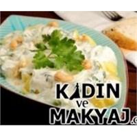 Yoğurtlu Patates Salata Tarifi