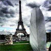 İnstagram'da Paris!