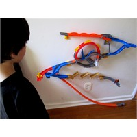 Hot Wheels Wall Track