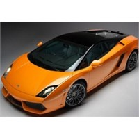 Lamborghini; Gallardo Lp 560-4 Bicolore'yi Sunar