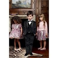 Dolce Gabbana'nın Yılbaşı Çocukları